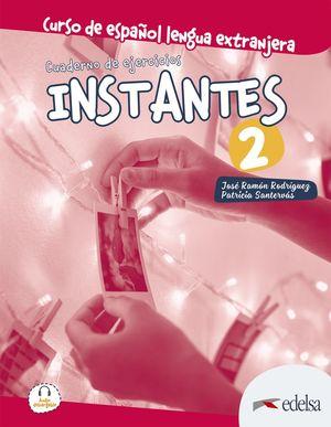 INSTANTES 2 - CUADERNO DE EJERCICIOS