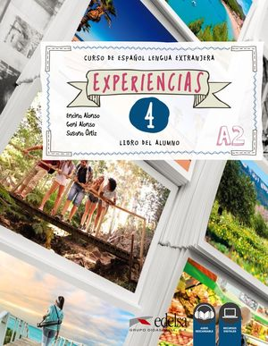 EXPERIENCIAS 4 - LIBRO DEL ALUMNO - A2