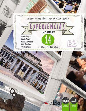 EXPERIENCIAS 14 (NIVEL B2) - LIBRO DEL ALUMNO