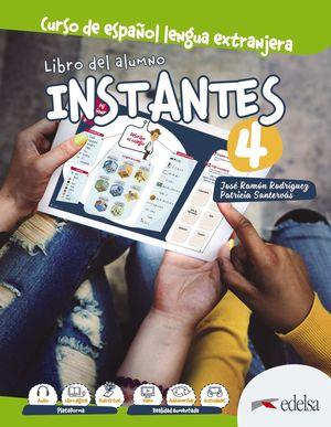 INSTANTES 4 - LIBRO DEL ALUMNO