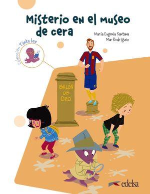 SUBMARINO 2 - MISTERIO EN EL MUSEO DE CERA