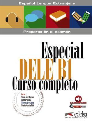 ESPECIAL DELE B1 - CURSO COMPLETO