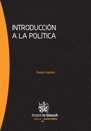INTRODUCCIÓN A LA POLITICA