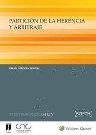 PARTICIÓN HEREDITARIA Y ARBITRAJE