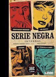 SERIE NEGRA, INTEGRAL