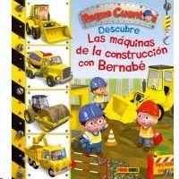 MÀQUINES DE LA CONSTRUCCIÓ AMB EN BERNABÉ, LES