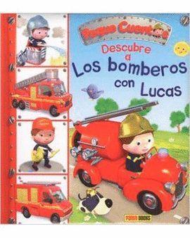 DESCUBRE A LOS BOMBEROS CON LUCAS