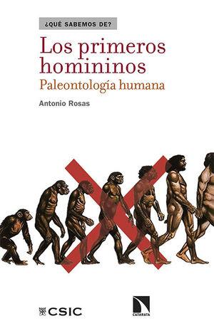 PRIMEROS HOMINIDOS, LOS