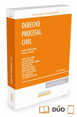DERECHO PROCESAL CIVIL (2016) + EBOOK