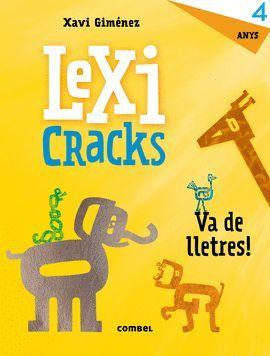 LEXICRACKS 4 ANYS - VA DE LLETRES!