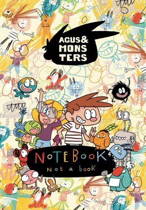 NOTEBOOK - NOT A BOOK