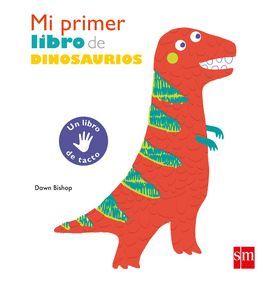 PRIMER LIBRO DE DINOSAURIOS, MI