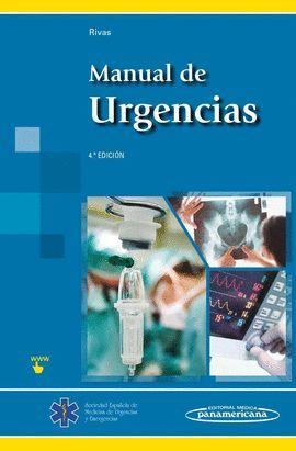 MANUAL DE URGENCIAS (+EBOOK) 4ª EDICIÓN