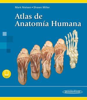 ATLAS DE ANATOMÍA HUMANA (INCLUYE EBOOK)