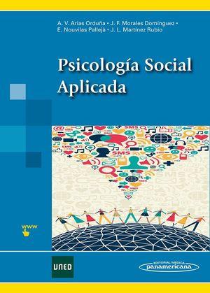 PSICOLOGÍA SOCIAL APLICADA + EBOOK