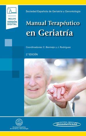 MANUAL TERAPÉUTICO EN GERIATRÍA (+ E-BOOK ) 2ª EDICIÓN