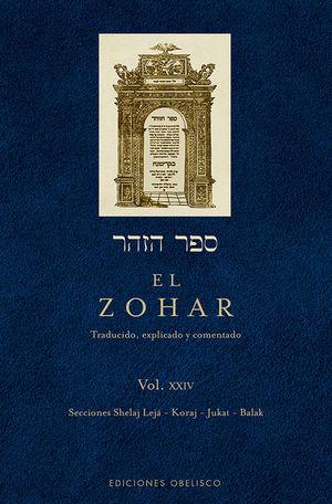 ZOHAR, EL (VOL. 24)