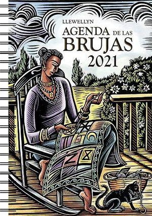 AGENDA 2021 DE LAS BRUJAS