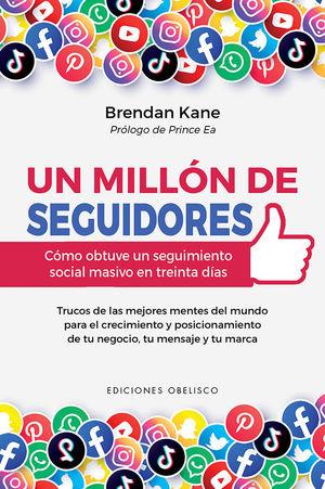 MILLÓN DE SEGUIDORES, UN