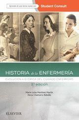 HISTORIA DE LA ENFERMERÍA (3 ED.)