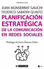 PLANIFICACIÓN ESTRATEGICA DE LA COMUNICACIÓN EN REDES SOCIALES