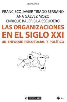 ORGANIZACIONES EN EL SIGLO XXI, LAS