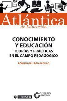 CONOCIMIENTO Y EDUCACIÓN