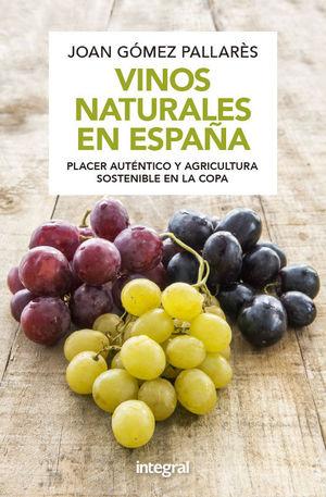 VINOS NATURALES EN ESPAÑA