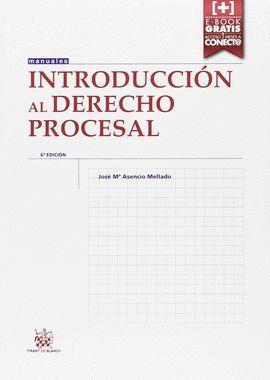 INTRODUCCIÓN AL DERECHO PROCESAL (6ª EDICIÓN 2015)