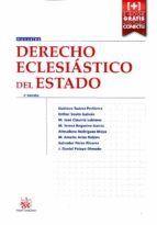 DERECHO ECLESIÁSTICO DEL ESTADO 2ª EDICIÓN 2016