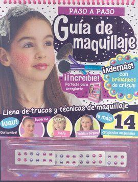 GUIA DE MAQUILLAJE