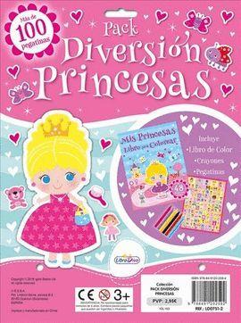 PRINCESAS (PACK DIVERSION)