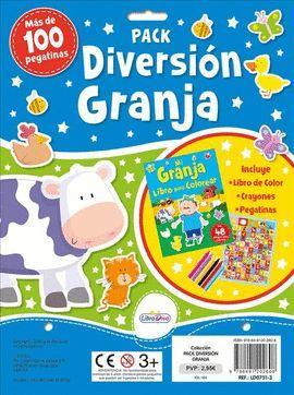 GRANJA (PACK DIVERSION)