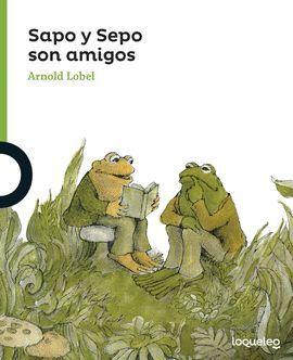 SAPO Y SEPO SON AMIGOS SERIE VERDE + DE 4 AÑOS