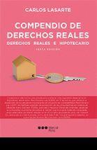 COMPENDIO DE DERECHOS REALES -DERECHOS REALES E HIPOTECARIOS-2017