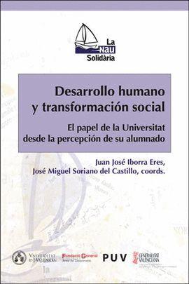 DESARROLLO HUMANO Y TRANSFORMACI¢N SOCIAL