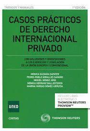 CASOS PRÁCTICOS DE DERECHO INTERNACIONAL PRIVADO