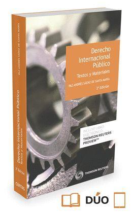 DERECHO INTERNACIONAL PÚBLICO (3ª EDICIÓN 2016)