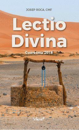LECTIO DIVINA. CUARESMA 2018