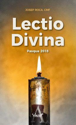 LECTIO DIVINA. PASQUA 2018