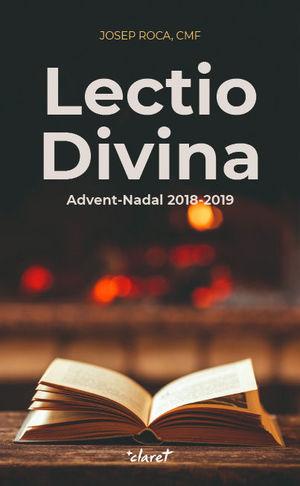 LECTIO DIVINA ADVENT-NADAL 2018-2019