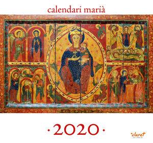 CALENDARI MARIÀ 2020 - SOBRETAULA