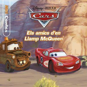 CARS. ELS AMICS D´EN LLAMP MCQUEEN