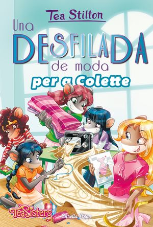 DESFILADA DE MODA PER A COLETTE, UNA
