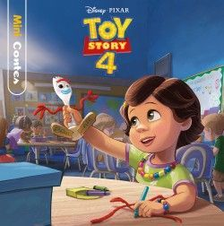 TOY STORY 4 - MINICONTES