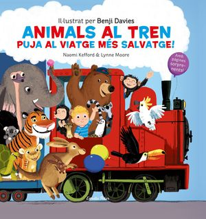 ANIMALS AL TREN-OSSET SISET
