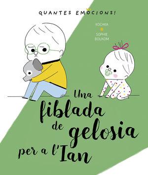 FIBLADA DE GELOSIA PER A L'IAN, UNA
