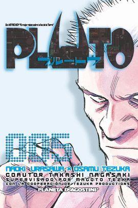 PLUTO Nº 05/08  (NUEVA EDICIÓN)