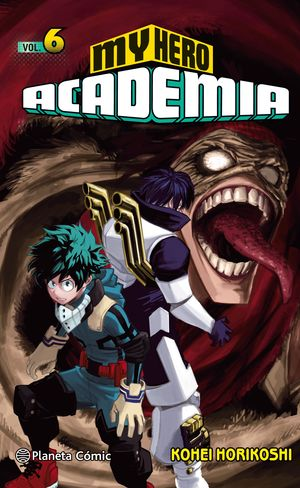 MY HERO ACADEMIA Nº 06