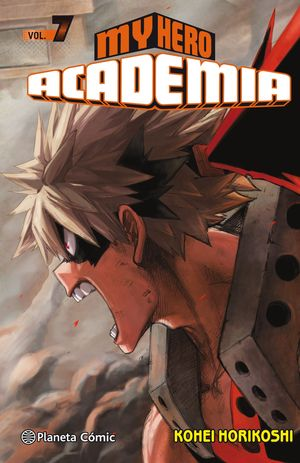 MY HERO ACADEMIA Nº 07